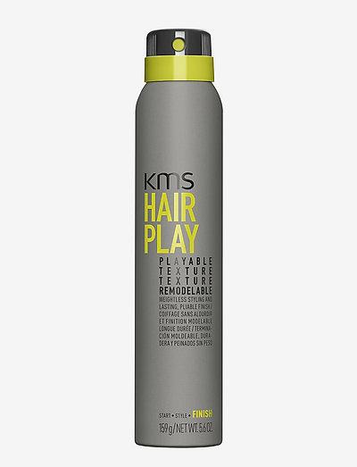 Hair Play Playable Texture - spray - clear