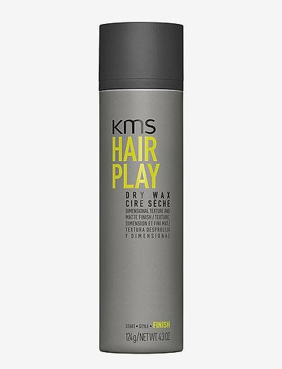 Hair Play Dry Wax - wax - clear