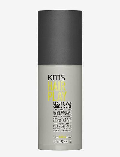 Hair Play Liquid Wax - wax - clear