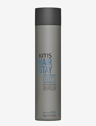 Hair Stay Firm Finishing Spray - spray - clear