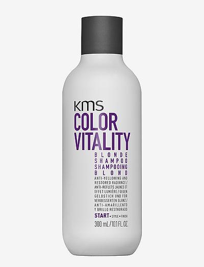 Color Vitality Blonde Shampoo - shampoo - clear