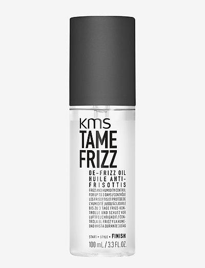 Tame Frizz De-Frizz Oil - hårolie - clear