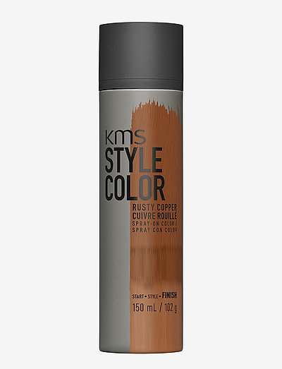 Style Color Rusty Copper - hårspray - rusty copper