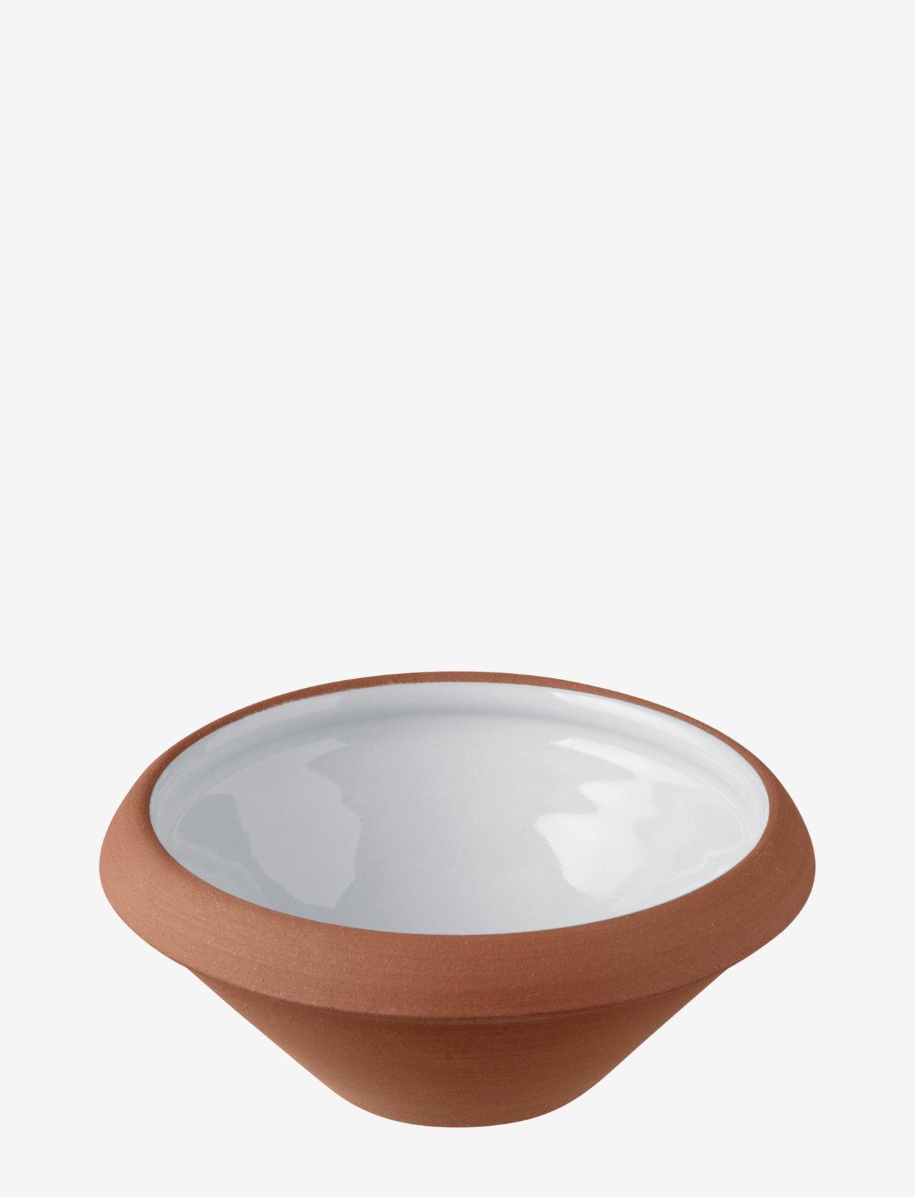 Knabstrup Keramik - Dough dish - sekoituskulhot - light grey - 1