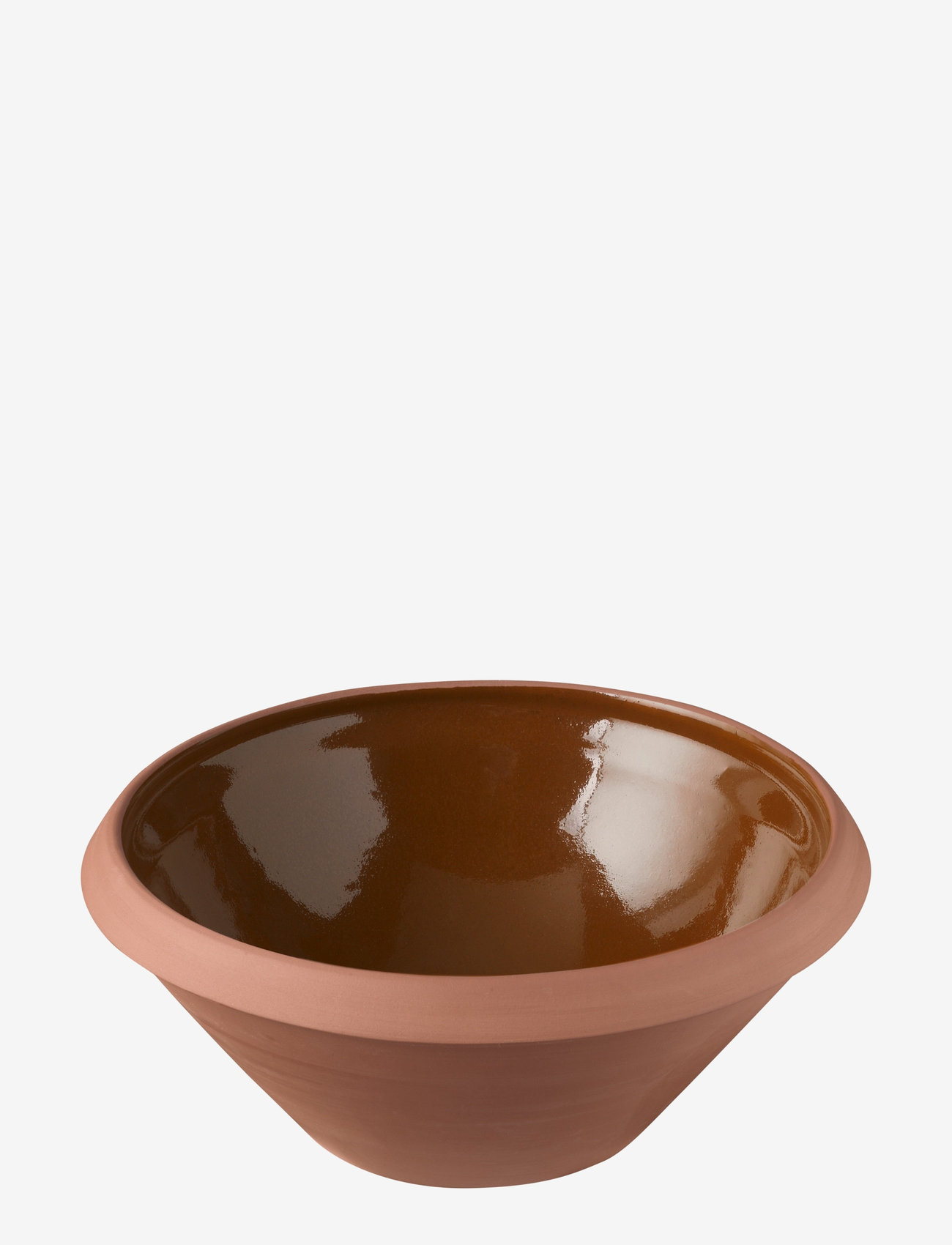Knabstrup Keramik - Dough dish - tarjoiluastiat ja -lautaset - terracotta - 0