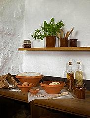Knabstrup Keramik - Pickle jar - tarjoilukulhot - brown - 3