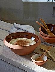Knabstrup Keramik - Dough dish - sekoituskulhot - light grey - 4