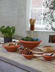 Knabstrup Keramik - Dough dish - tarjoiluastiat ja -lautaset - terracotta - 1