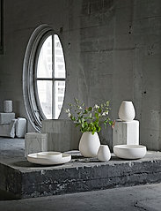 Knabstrup Keramik - Earth skål - salatboller - chalk white - 2