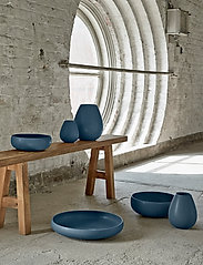 Knabstrup Keramik - Earth skål - salatboller - dusty blue - 1