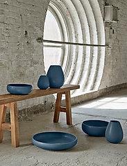 Knabstrup Keramik - Earth fat - serveringsfat - dusty blue - 1
