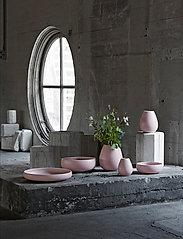 Knabstrup Keramik - Earth fat - serveringsfat - dusty rose - 2