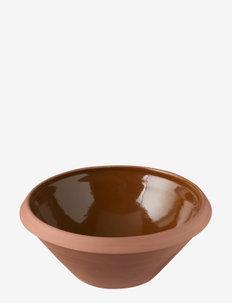 Dough dish - sekoituskulhot - terracotta