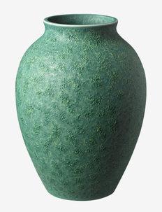 Knabstrup vase - maljakot - verdigris green