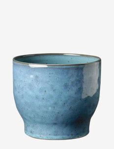 Flowerpot - ruukut - dusty blue