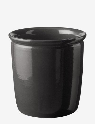 Pickle jar - ruukut - anthracite grey