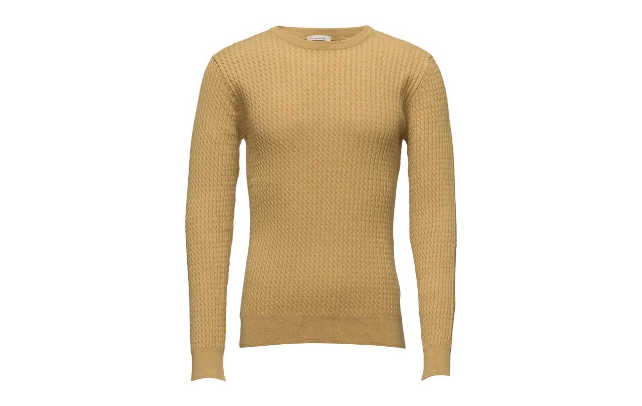 Knit Cotton Knowledge Pulls cashmere Apparel Gots Arronwwood Cotton Cable dUwXgwq