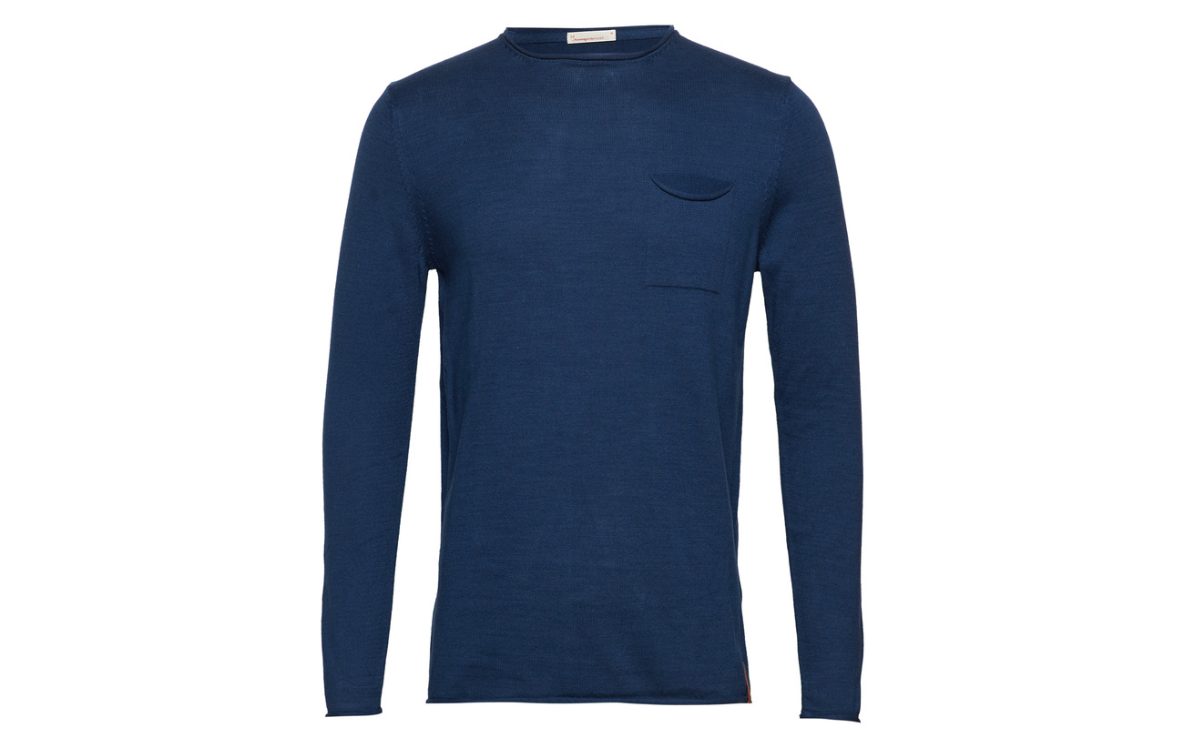 Dark Edges Fine With Cotton Single Melange Knit Grey Apparel Knowledge Roll E08nfCwqxn