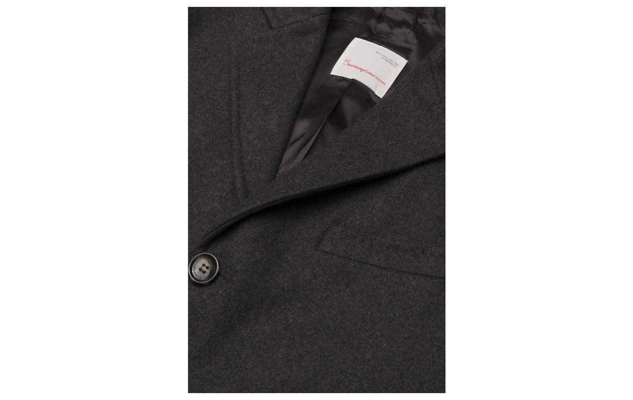Wool Eclipse Apparel Manteaux Knowledge Total Cotton Grs Coat E0pnnxRwq