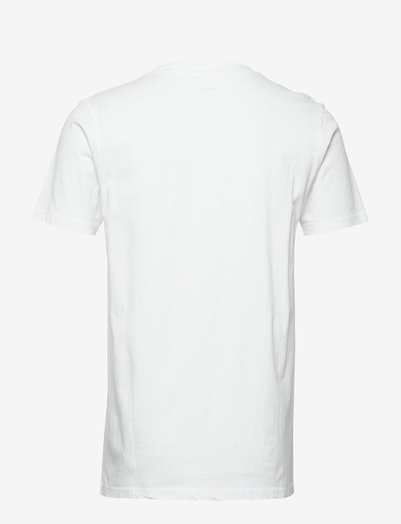 Knowledge Cotton Apparel Alder Heritage Tee - Gots/vegan T-shirts Surf The Web
