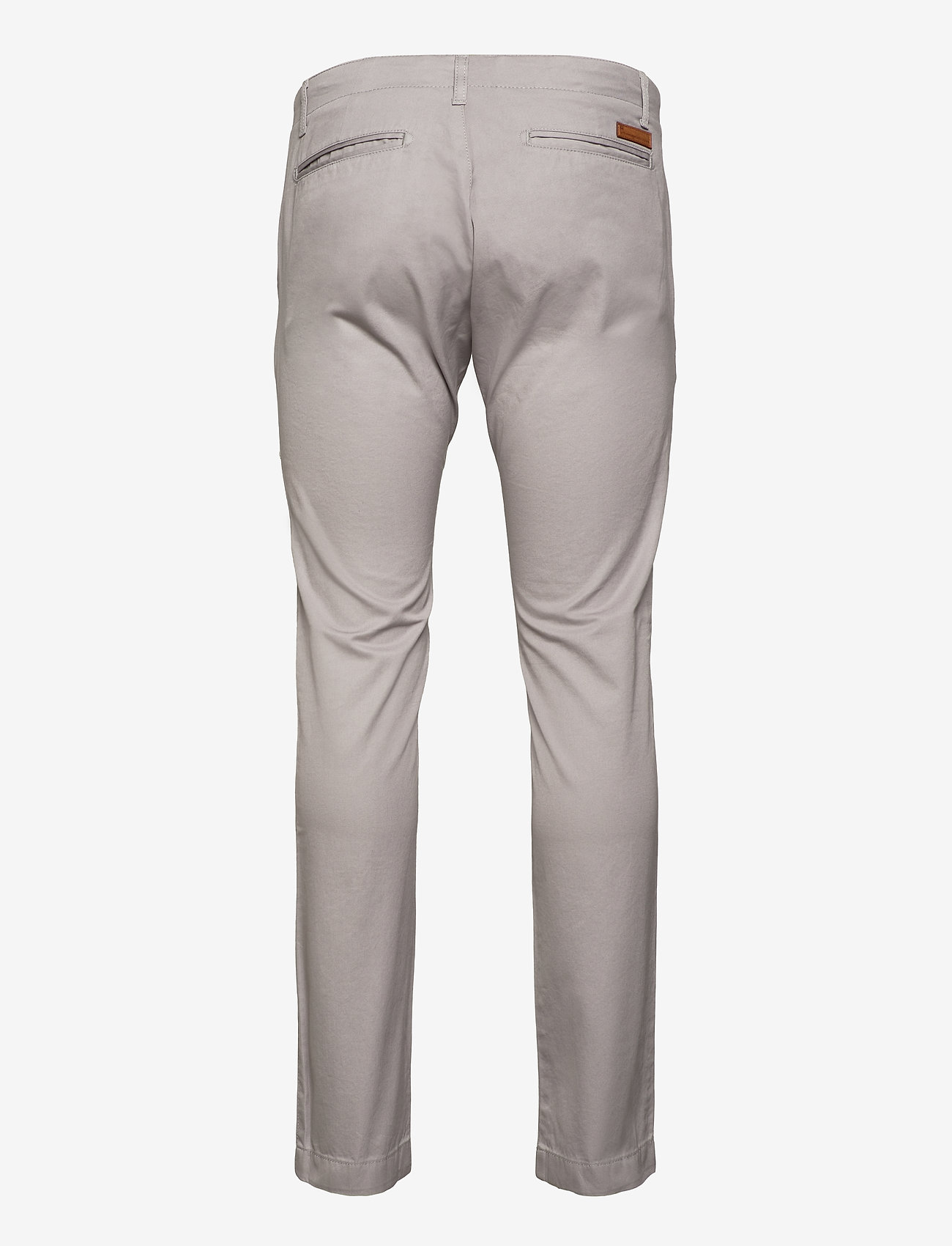 Knowledge Cotton Apparel - CHUCK chino pant - chinosy - alloy - 1