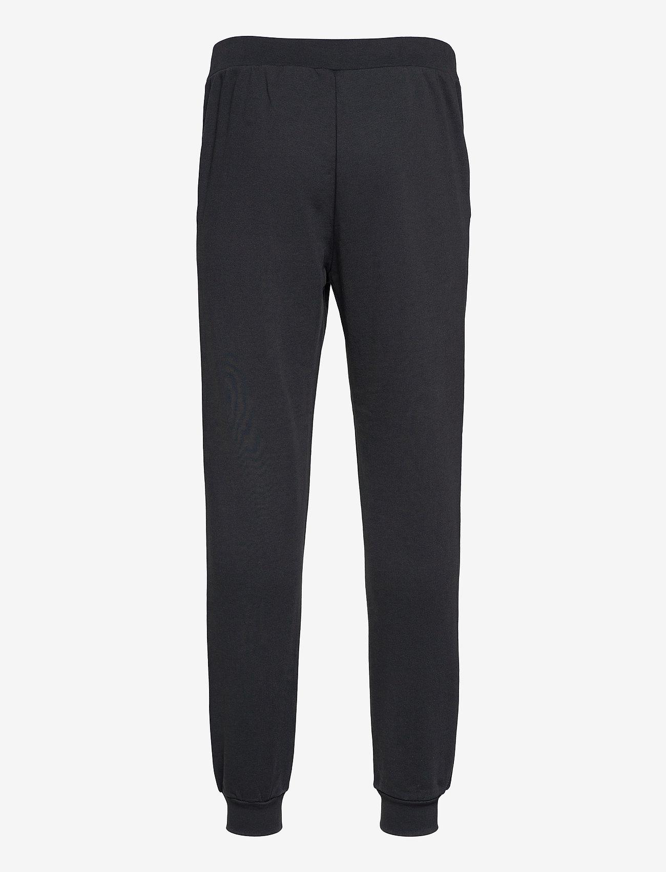 Knowledge Cotton Apparel - TEAK sweat pants - GOTS/Vegan - kleding - phantom - 1