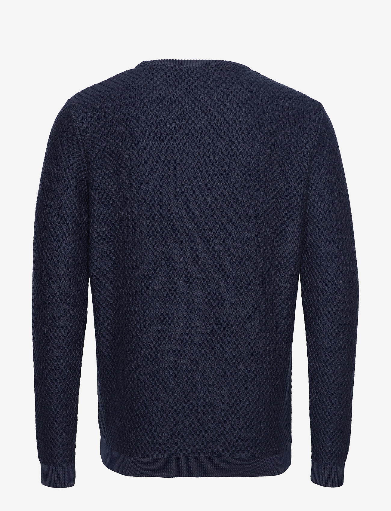 Knowledge Cotton Apparel FIELD crew neck knit - GOTS/Vegan - Strikkevarer TOTAL ECLIPSE - Menn Klær