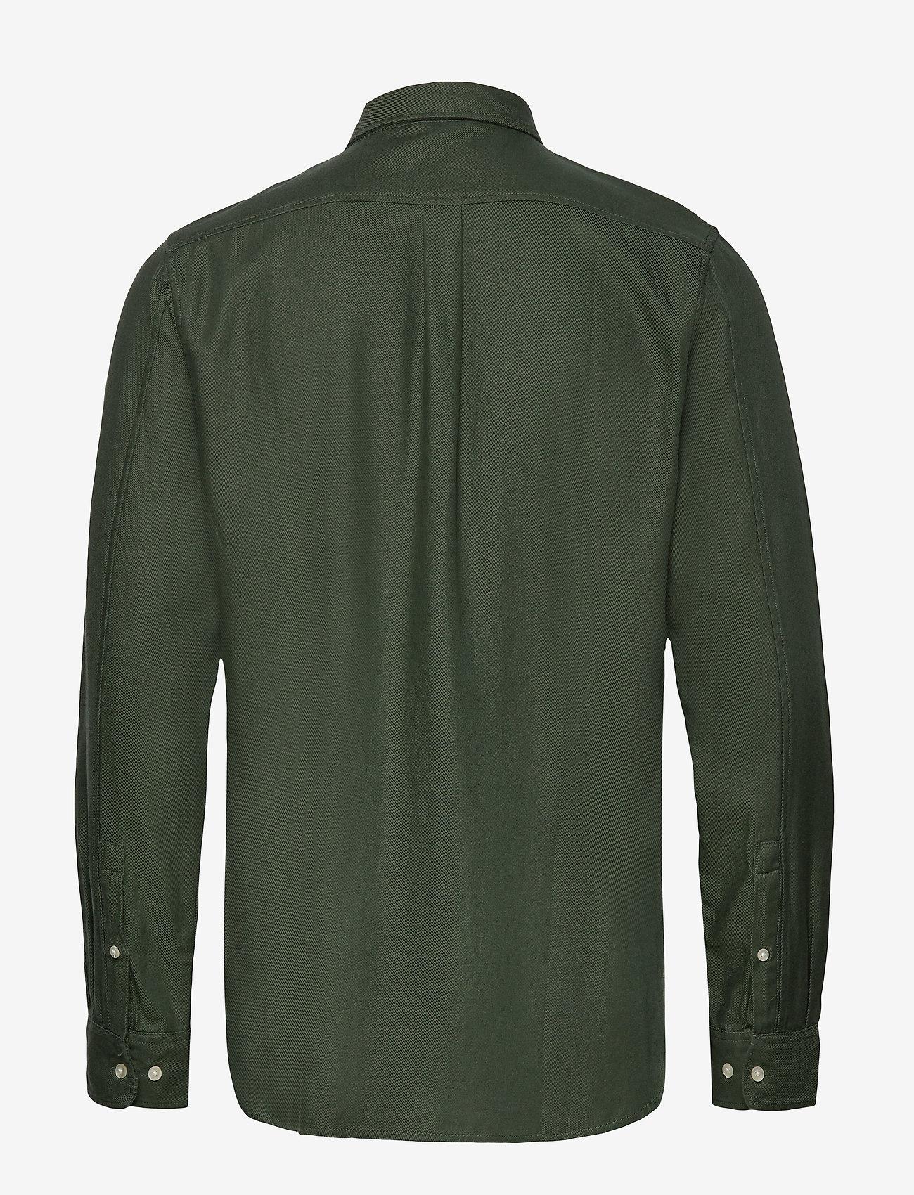 Knowledge Cotton Appareltwill Shirt/vegan - Hemden