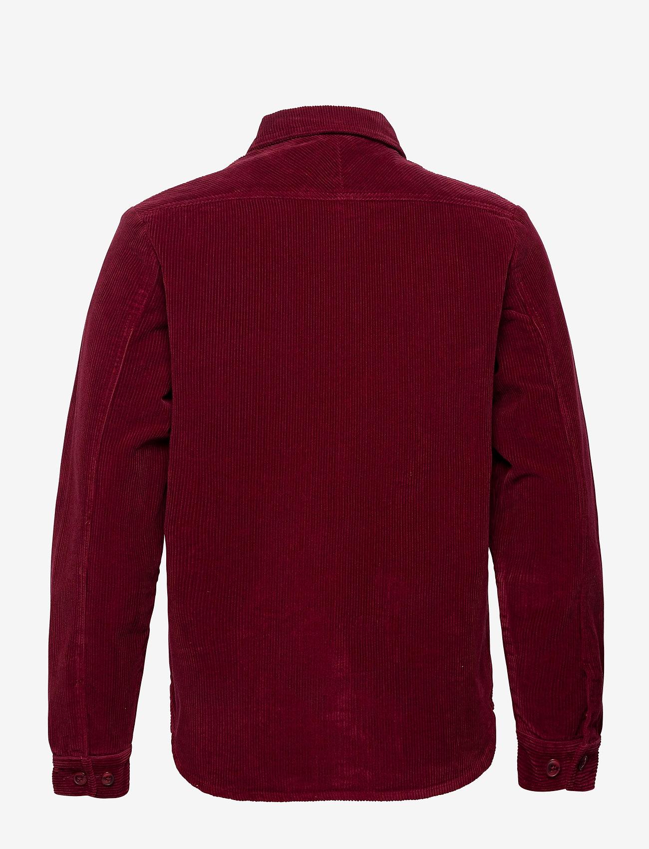 Knowledge Cotton Apparel 8 Wales Corduroy overshirt - GOTS/V - Jakker og frakker CODOVAN - Menn Klær