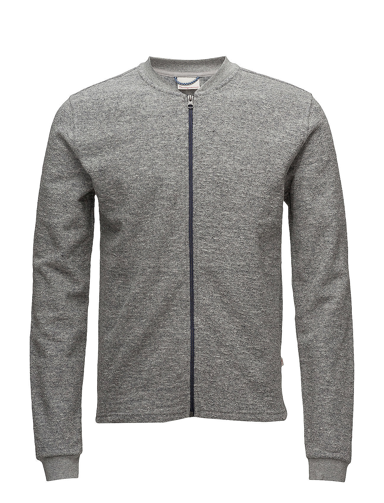 Knowledge Cotton Apparel Terry Zip Cardigan