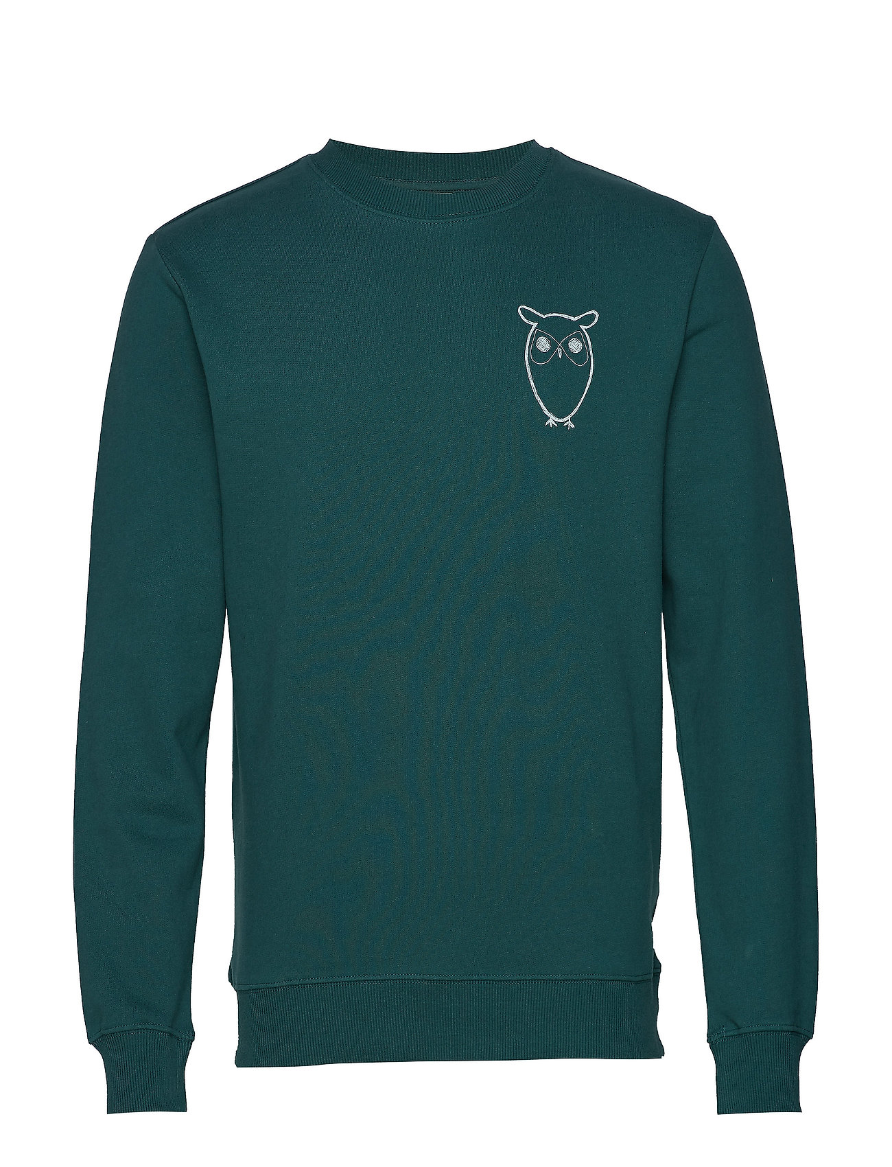 Owl Chest LogoGotsbistro With Cotton GreenKnowledge Apparel Sweat DWHYe2bE9I