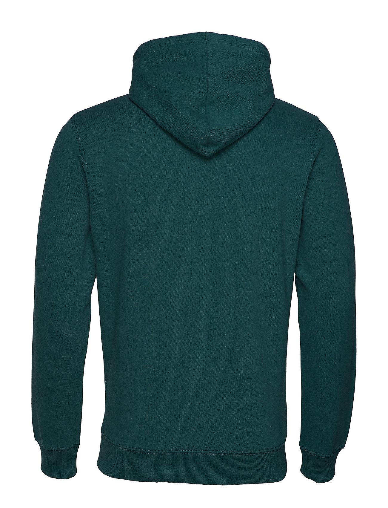 Hood Sweat Apparel With Logobistro GreenKnowledge Cotton Owl Zip Chest WEDebIH29Y