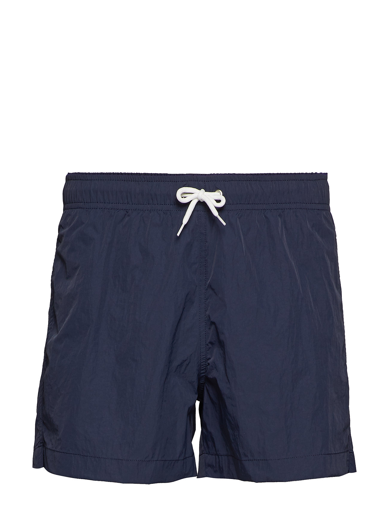 Knowledge Cotton Apparel Nylon swimshorts - GRS - TOTAL ECLIPSE