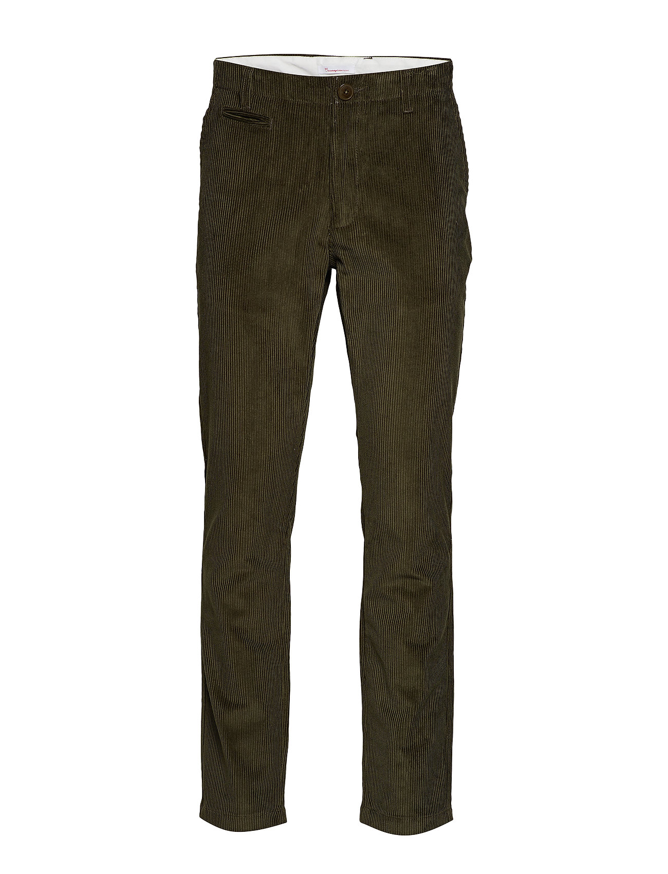 Knowledge Cotton Apparel Chuck 8 Wales Corduroy Chinos - GOT - FORREST NIGHT