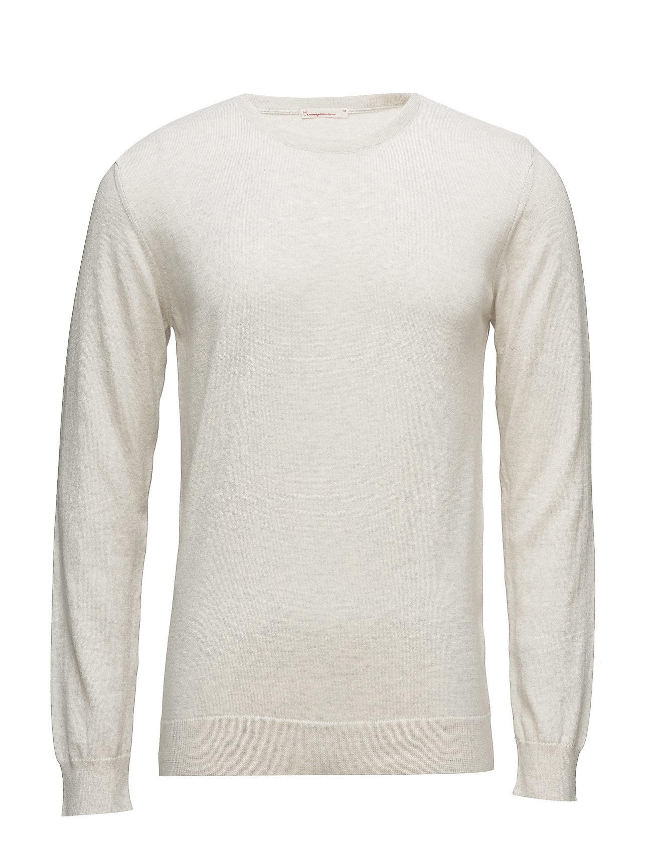 Billede af Basic O-Neck Cotton/Cashmere - Gots