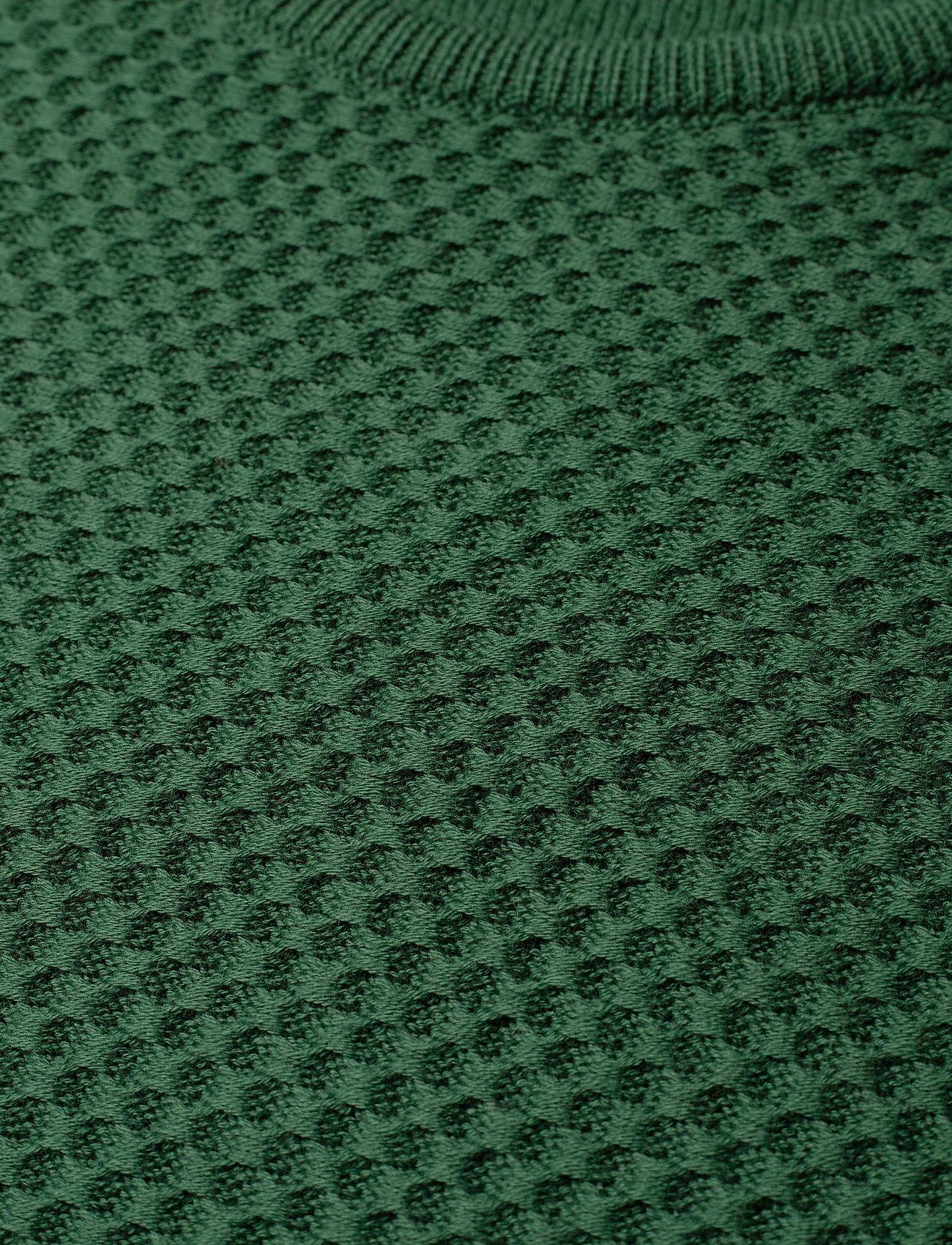 Knowledge Cotton Apparel FIELD crew neck knit - GOTS/Vegan - Strikkevarer PINENEEDLE - Menn Klær