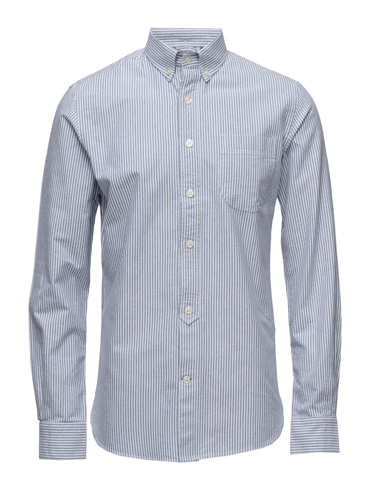 Billede af Button Down Oxford Shirt Striped -
