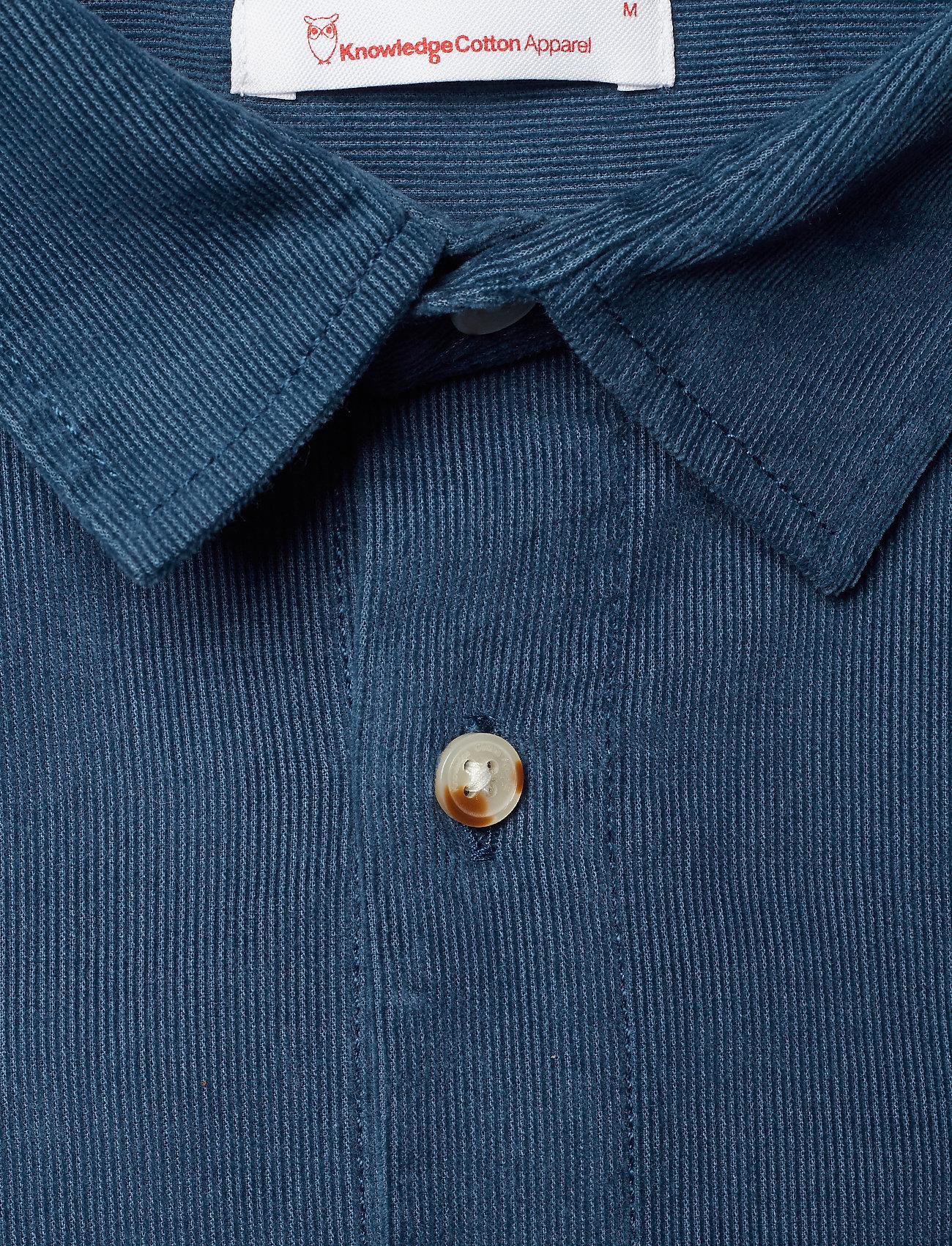 Cotton DenimKnowledge Baby Shirtdark Apparel Cord shrtdxQBC