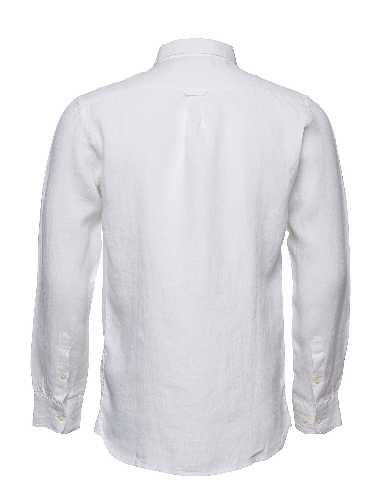 Larch Ls WhiteKnowledge Cotton Apparel Shirtbright rQeWdCxBo