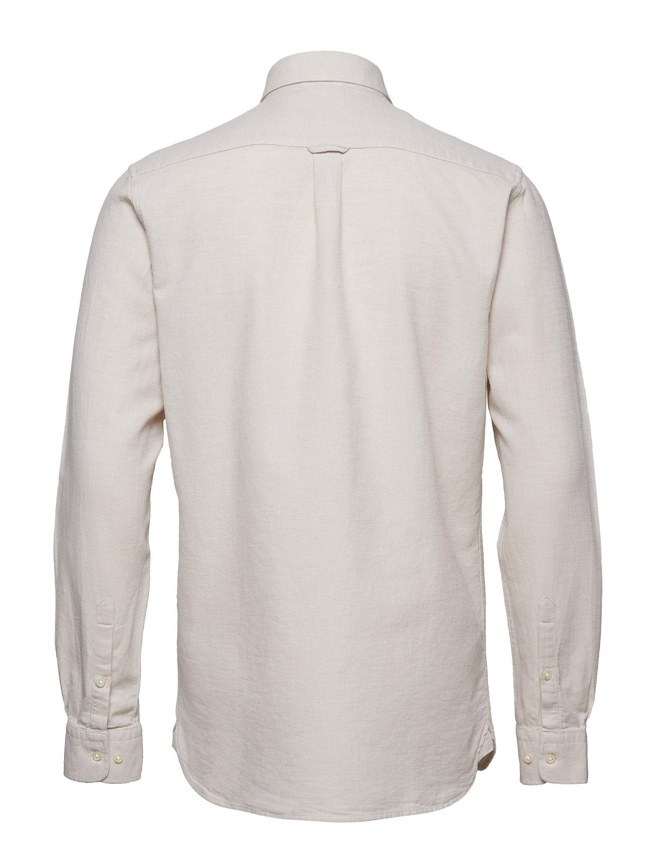 GrayKnowledge Apparel Cotton Shirtlight Larch Feather Ls H9YeDWE2I