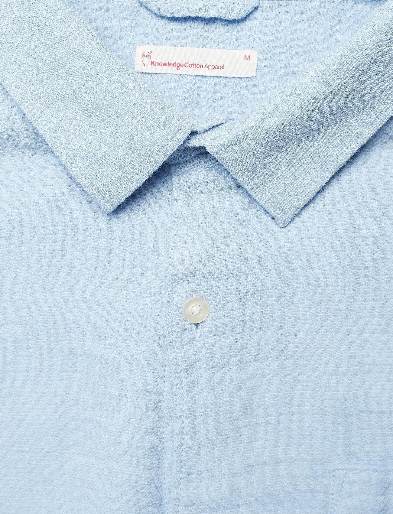 Double Cotton ShirtGotsskywayKnowledge Apparel Cotton Layer Apparel ShirtGotsskywayKnowledge Layer Double Double Layer VUzqMpS