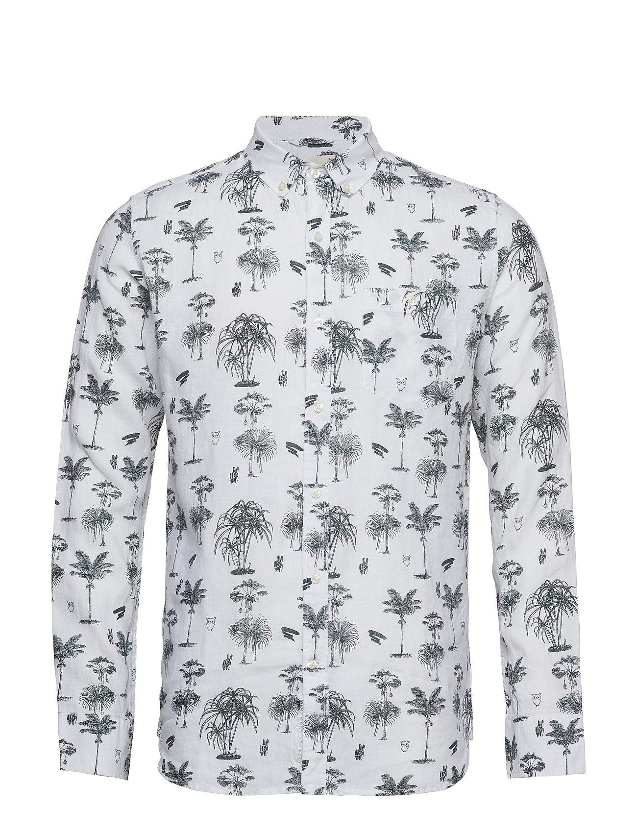 With Apparel Printforrest Palm Shirt Cotton NightKnowledge 3j5RAqc4L