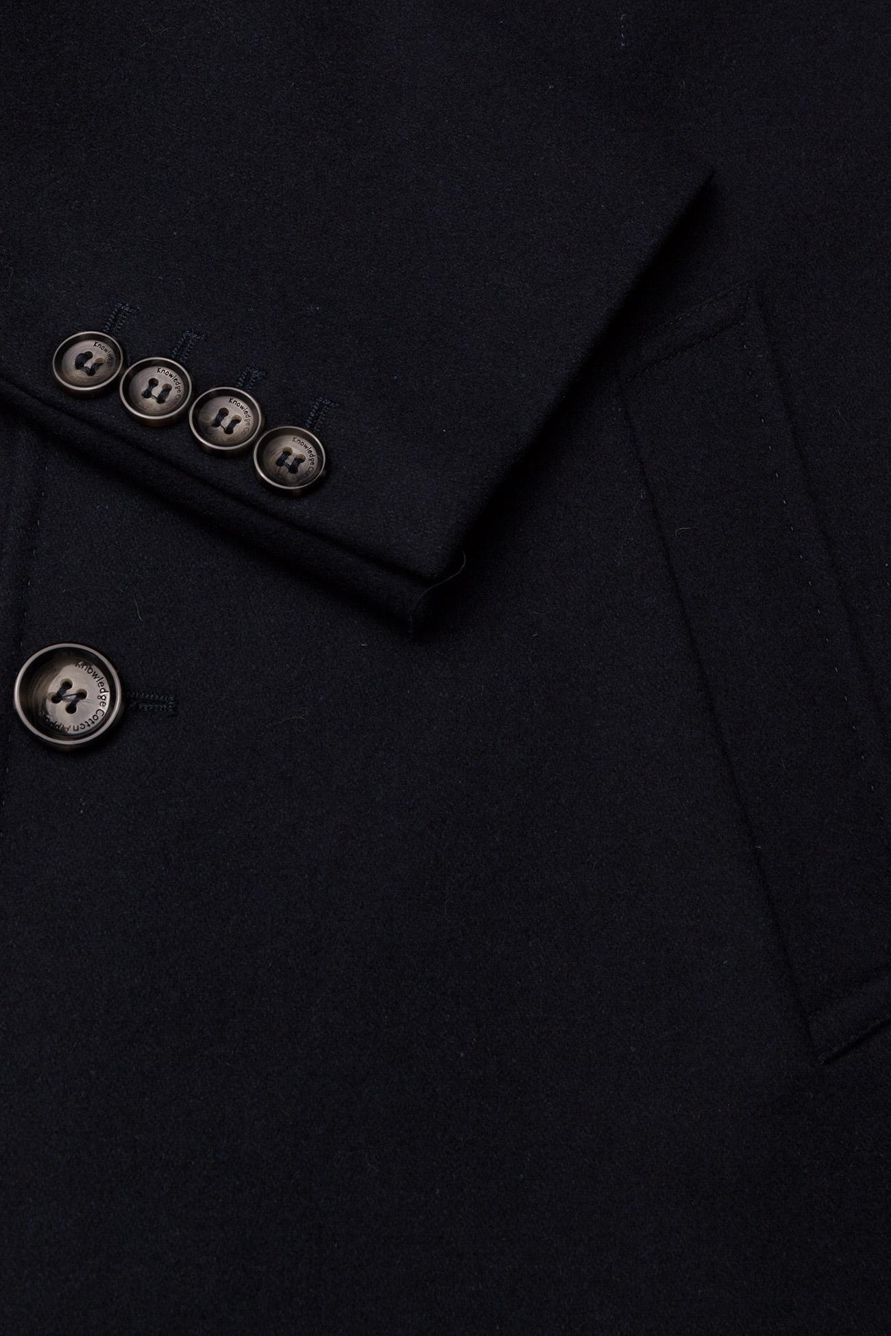 EclipseKnowledge Cotton Wool CoatGrstotal Apparel tQhdsrC