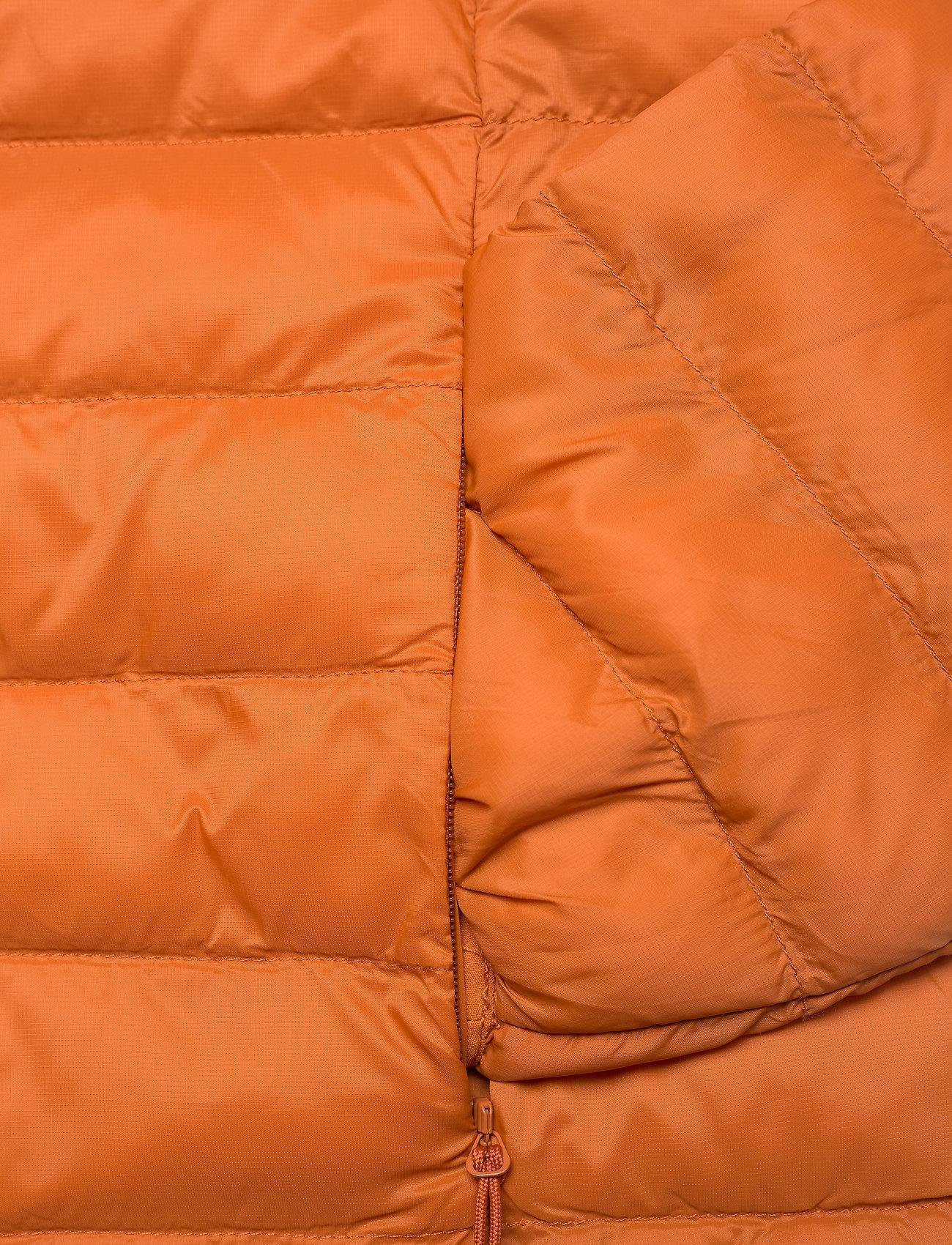 Knowledge Cotton Apparel - Eco Active Thermore™ Jacket - Vegan - vestes matelassées - rust - 4