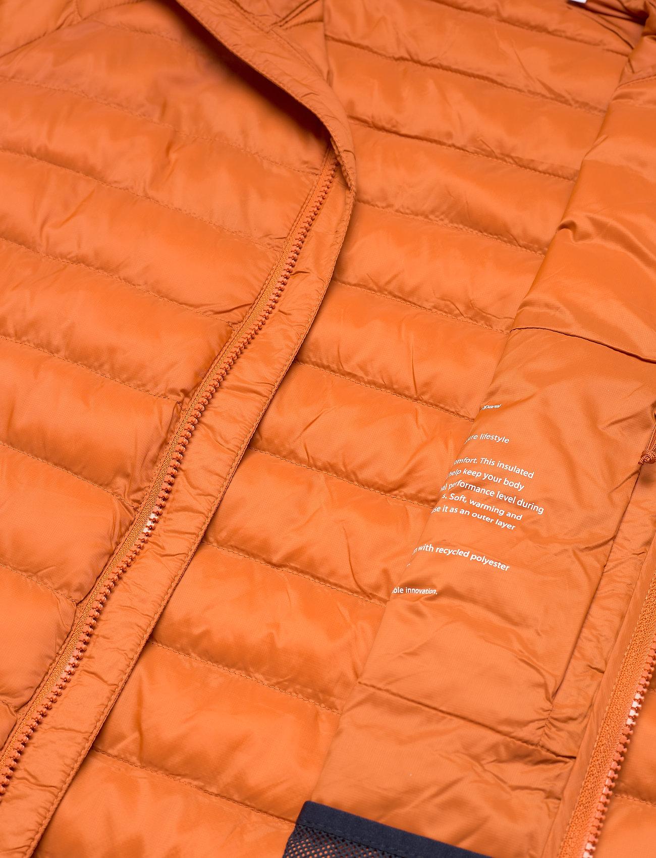 Knowledge Cotton Apparel - Eco Active Thermore™ Jacket - Vegan - vestes matelassées - rust - 5