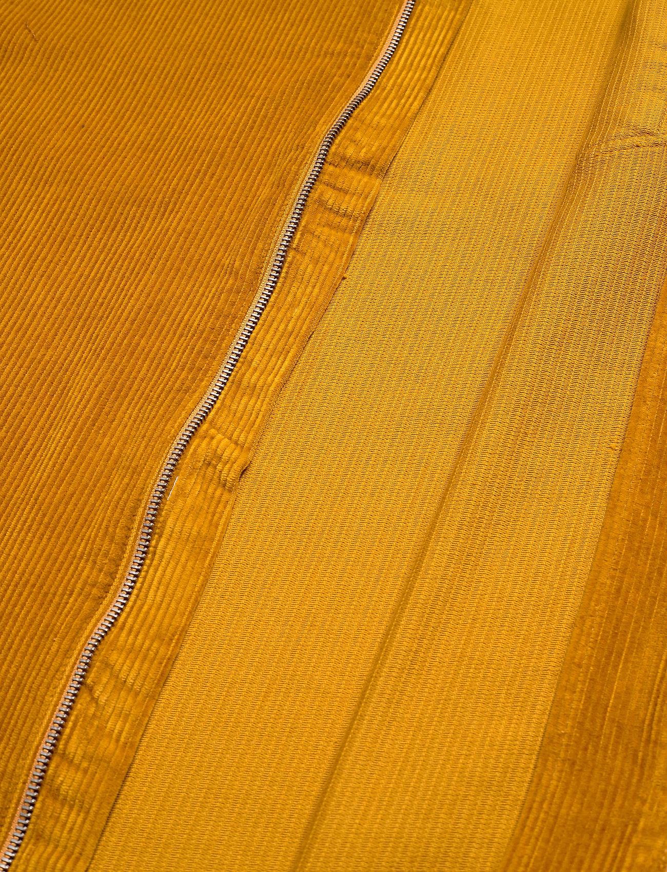 Knowledge Cotton Apparel 8 Wales Corduroy overshirt - GOTS/V - Jakker og frakker BUCKHORN BROWN - Menn Klær