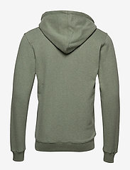 Knowledge Cotton Apparel - Basic Hood Sweat - GOTS/Vegan - hoodies - gren melange - 1