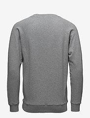 Knowledge Cotton Apparel - ELM big owl sweat - GOTS/Vegan - sweats - grey melange - 2