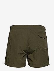 Knowledge Cotton Apparel - BAY swimshorts - VEGAN - badehosen - forrest night - 1