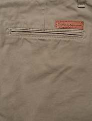 Knowledge Cotton Apparel - Twisted Twill Chinos - chinos - greige - 4